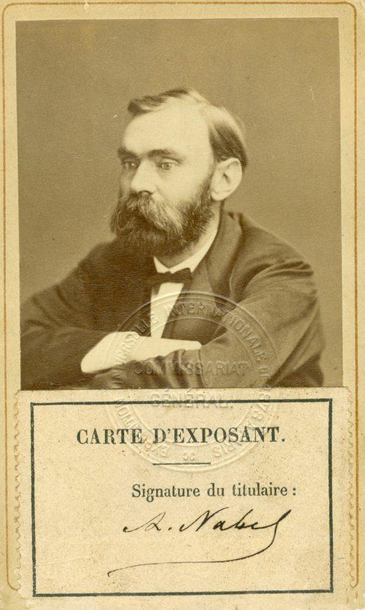 entrebiljett-varldsutst-1878-framsida