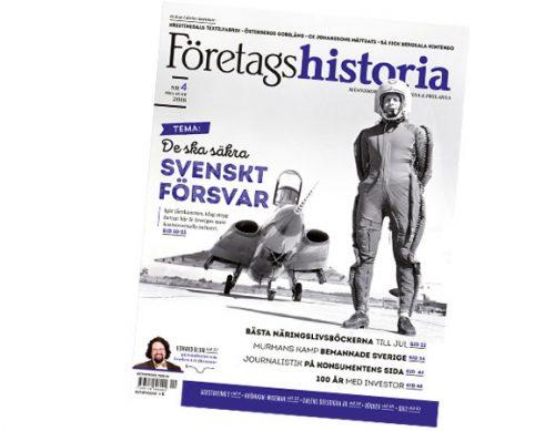 Företagshistoria #4, 2016
