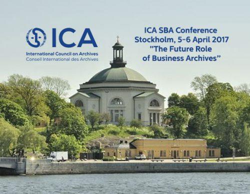 ICA SBAs Stockholmskonferens 5-6 April 2017 på Eric Ericssonhallen.